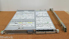 Sun Sunfire X4100 M2 DUAL CORE 2.8GHz 8GB RAM 292GB 1U Rack Mount Server & Rails
