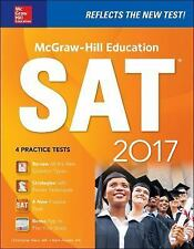 McGraw-Hill Education SAT 2017 Edition by Mark Anestis and Christopher Black...