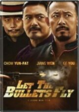 Let The Bullets Fly  - NEW DVD--FREE UPGRADE TO 1ST CLASS SHIPPING