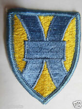 US ARMY : INSIGNE PATCH TISSU / US ARMY BADGE