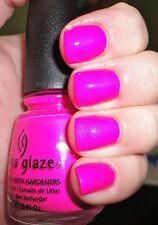 China Glaze - PURPLE PANIC  **BRAND NEW**