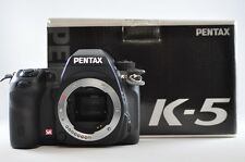 [Exc⁺⁺] PENTAX K-5 16.3 MP Digital SLR Camera (Body)