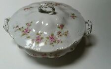 IMPERIAL H & C Carlsbad Austria Fine China Covered Serving Bowl / Soup Tureen