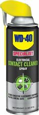 WD-40 300083 Specialist Electrical Contact Cleaner Spray 11 OZ (Pack of 1) NEW