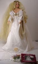 Princess and the Pea Bride Cindy McClure Ashton Drake Porcelain Doll  HD