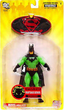 "DC Comics Superman Batman Serie Kryptonita Batman 6"" Juguete Figura de acción rara"