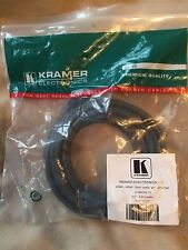 KRAMER High Quality C-HM/HM-15 HDMI Cable 19 PIN 15ft 4.5m New - UK shipping