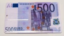 Euro 500 Note Usb Stick 64GB Memory Computer Pc Accessory Currency Gift Flash