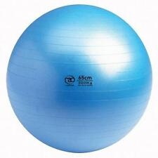 Fitness Mad Core FBALL65 300kg Workout Exercise Burst Resist Swiss Ball - 65cm