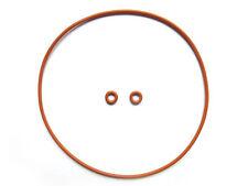Wartungsset Dichtungen Dichtring O-Ring kompatibel für DeLonghi EAM Thermoblock