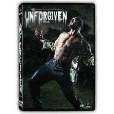 Official WWE Unforgiven 2008 DVD