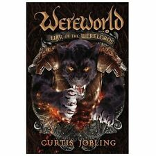 War of the Werelords (Wereworld) by Jobling, Curtis