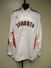NEW TORONTO RAPTORS ADULT MENS (3XL+2 LENGTH) Adidas ON COURT PROMO Jacket 19HS