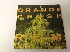 """Orange Crush by Rem VINYL 7"""" 075992296076 EX/NM/EX"""