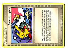 PROMO POKEMON WORLDS 2006 N° 036 OLEADA TROPICAL PIKACHU SPANISH
