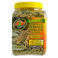 Zoo Med Juvenile Bearded Dragon Food Beardie Food 283g