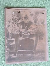 RARE INDIAN NUDE TRIBAL VILLAGE FOLK ART ORIGINAL OLD CAMERA PHOTO 13