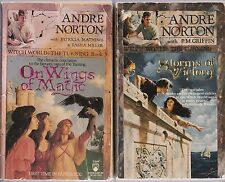 Andre Norton/Witch World The Turning 01 Storms Of Victory/03 On Wings Of Magic