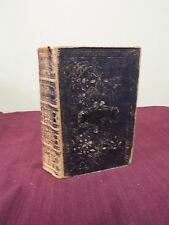 1849 French Bible - American Bible Society