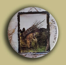 Led Zeppelin (album cover) - Large Button Badge - 58mm diam.