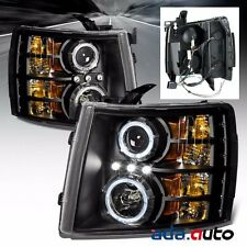FOREST RIVER FR3 2013 2014 2015 2016 BLACK HEADLIGHTS HEAD LAMPS RV - SET