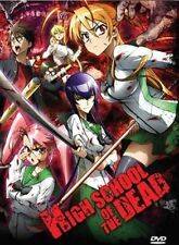 HIGH SCHOOL OF THE DEAD: DVD ANIME Complete Collection Episodes 1-12 in English