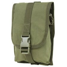 Condor 191044 OD GREEN Tactical MOLLE Small Utility Storage Tool Pouch
