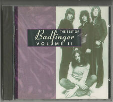 BADFINGER - The Best of Volume 2 - CD 1990 USA NEU & OVP
