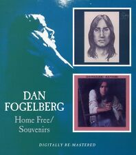 Home Free/Souveniers - Dan Fogelberg (2006, CD NEUF)2 DISC SET