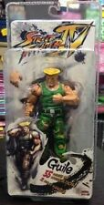 """NECA Street fighter IV Guile 7"""" action figure"""