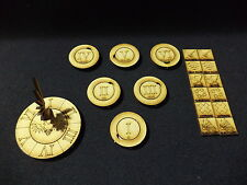 TTCombat (SFGOBJ) Turn Counter and Objective Markers - Great for 40k