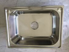 #304 Stainless Steel Laundry Tub (60cm x 45cm)