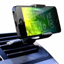 Koomus Air Vent Universal Smartphone Car Mount Holder Cradle for iPhone & Galaxy