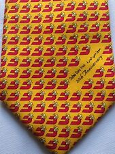 NEW PHILIPPE VENDOME PARIS GENTLEMANS SILK TIE