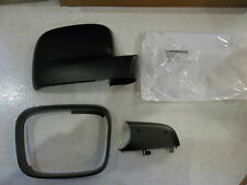 GENUINE & NEW VW TRANSPORTER WING MIRROR COVER CAP SET RIGHT SIDE 2003 - 2009