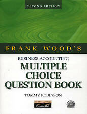 Business Accounting: Multiple-choice Question Book: Multiple Choice Question Bo…