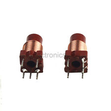 20pcs 12T 0.6-1.7uh  Adjustable High-frequency Winding Inductance Coil