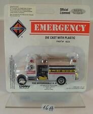 Boley 1/87 No.4024 Emergency International Fire Engine - Pumper OVP #1614