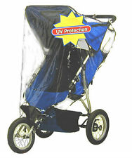 Jolly Jumper InStep & Schwinn Jogging Stroller Weather Shield Cover - 96765