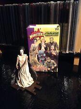 Bride of Frankenstein  Universal Horror Monster Japanese Sideshow Figure