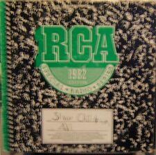 Slow Children Rca Radio Show Words & Music Lp