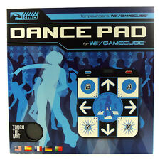 Wii - Nonslip Dance Pad - GameCube Compatible Brand New