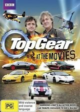 Top Gear At The Movies (DVD, 2012)