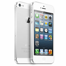 Geniune Apple iPhone 5 64GB White & Silver *VGC!* + Warranty!
