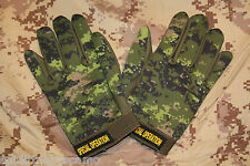 Canadian Digital Neoprene Tactical Gloves  Size fits- M/L