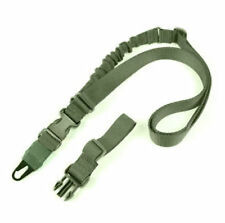 Condor Viper Single Point Bungee Rifle Sling Olive US1021-001