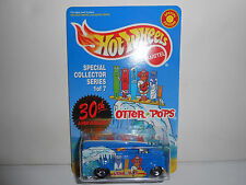 Hot Wheels OTTER POPS Dairy Delivery 30th Anniversary Special Edition