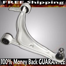Front LH Driver Lower Control Arms Black for 04-08 Nissan Maxima