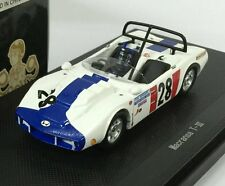 1/43 EBBRO 44641 DOME MACRANSA T-III 1966 JAPAN GP AUTO RACE BASED ON HONDA S800
