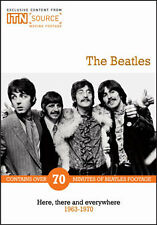 DVD:THE BEATLES: HERE THERE AND EVERYWHERE - NEW Region 2 UK